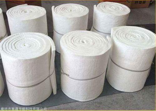 三门峡硅酸铝保温棉