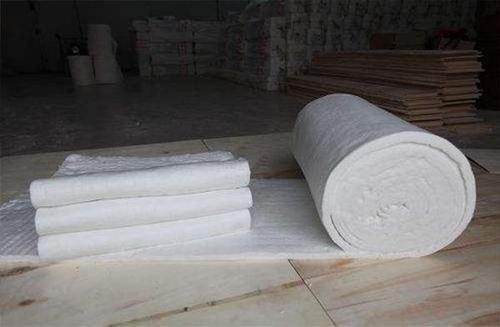 三门峡硅酸铝针刺毯