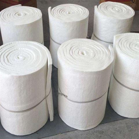 鹤壁硅酸铝棉毯