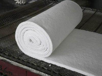 鹤壁硅酸铝纤维毯